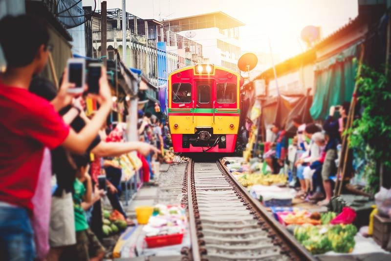 ماجراجویی در تایلند