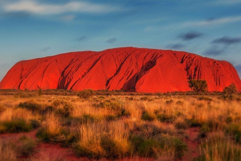 پارک ملی اولورو - استرالیا