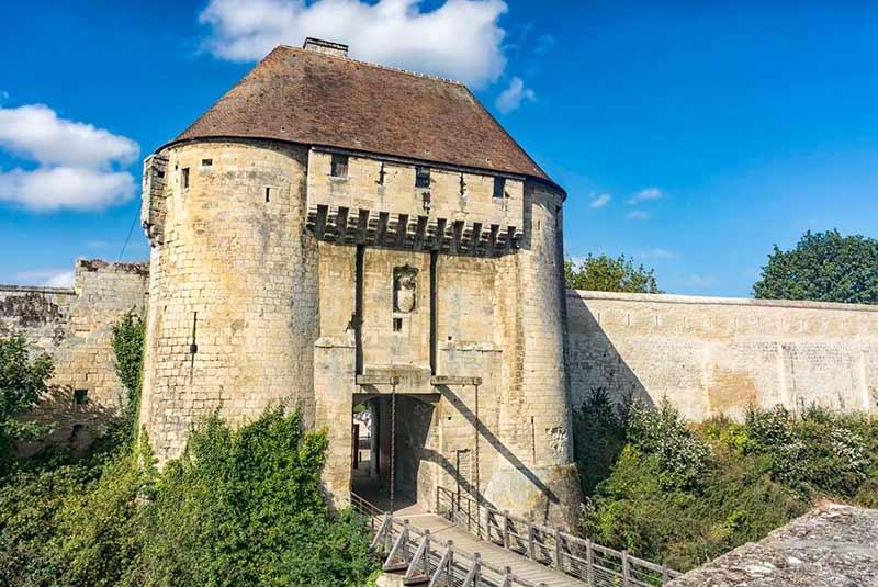 قلعه کان - نرماندی