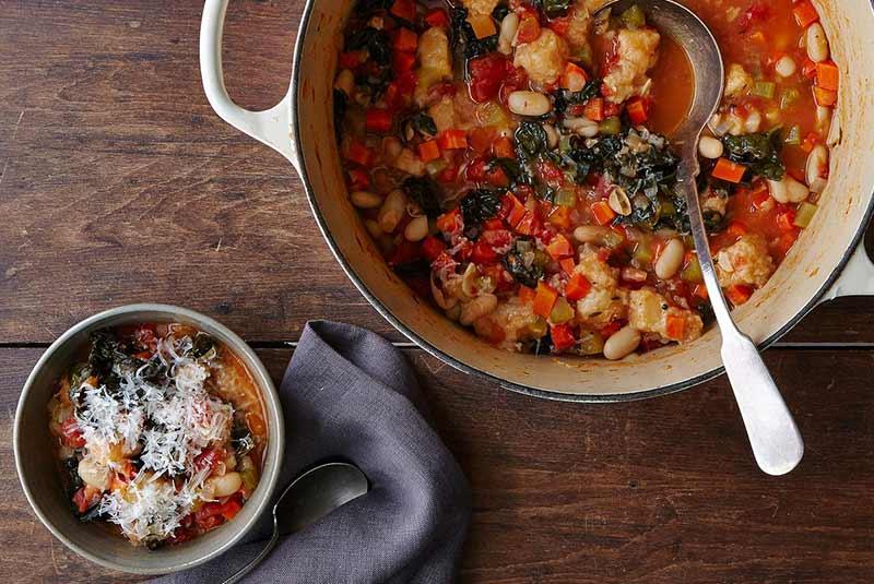 ریبولیتا - غذای ایتالیایی