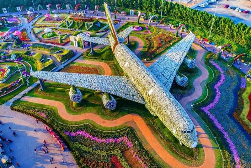 باغ اعجاز - دبی