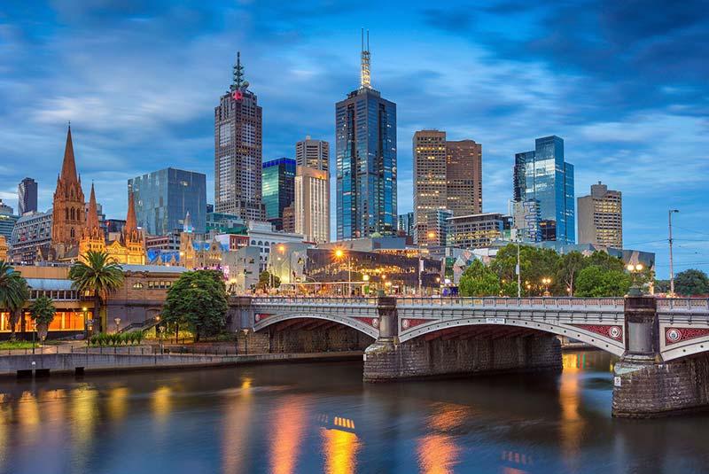 ملبورن - استرالیا