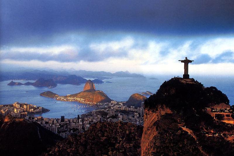 جاهای دیدنی برزیل