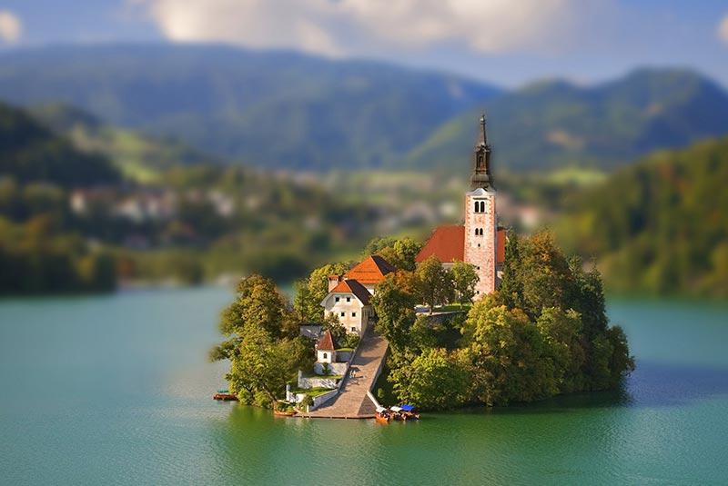 قلعه بلد - اسلوونی