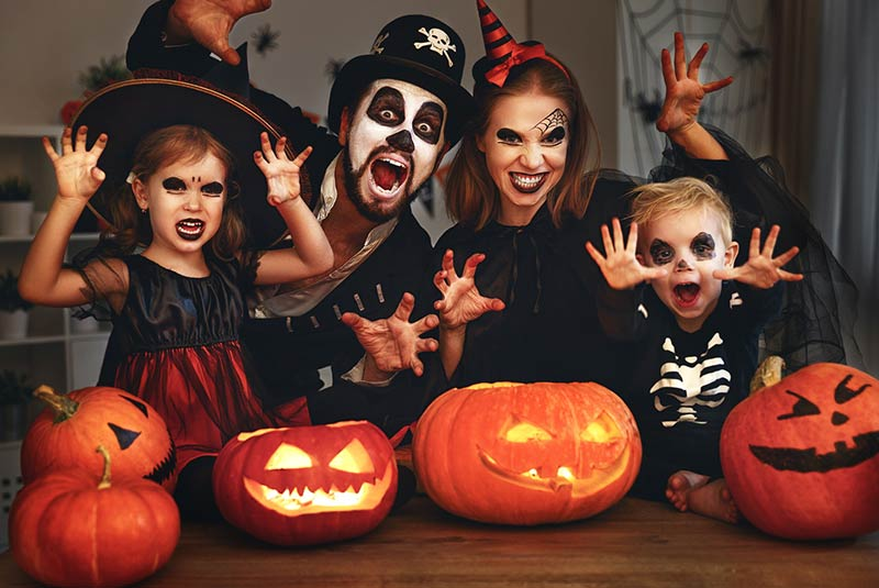 جشن هالووین