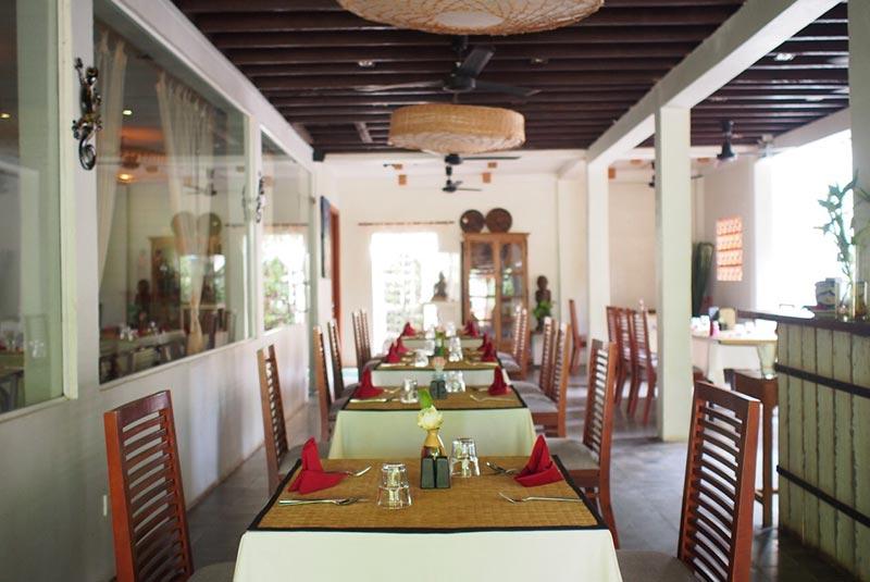 رستوران ماهوب - سیم ریپ
