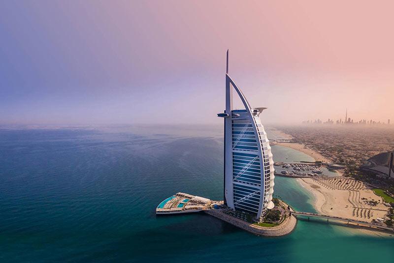 برج العرب - دبی