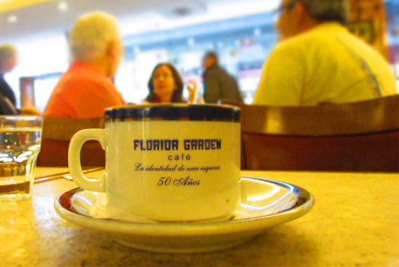 کافه فلوریدا گادن - بوئنوس آیرس