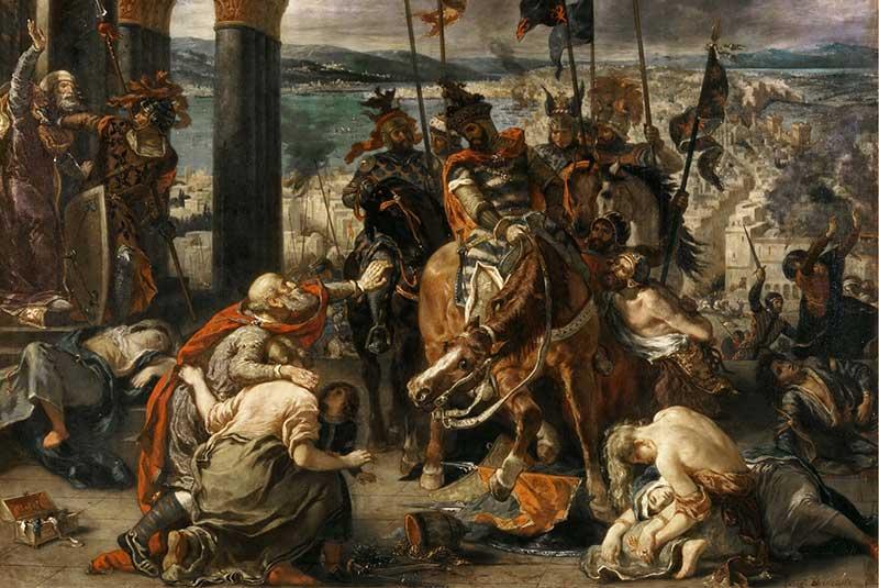 جنگ صلیبی چهارم