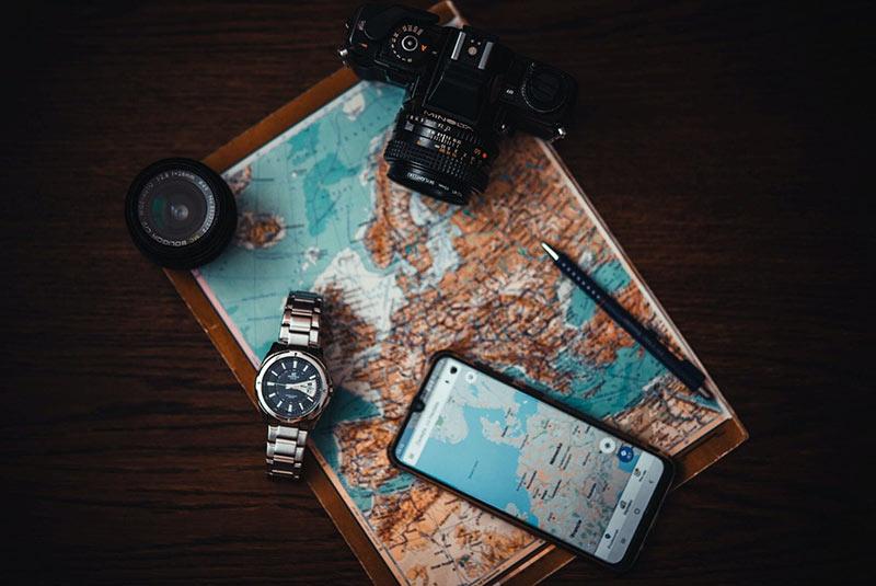 برنامه های کاربردی سفر