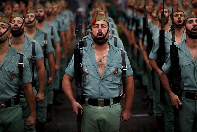 روز نیروهای مسلح اسپانیا