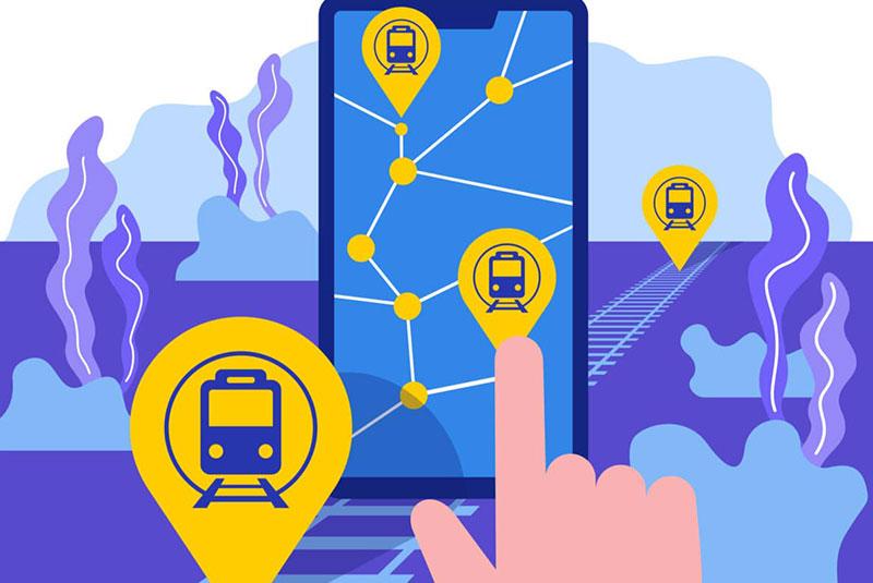 اپلیکیشن مسیریابی ixigo