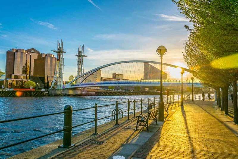 منچستر - تمیزترین شهرهای دنیا 2020