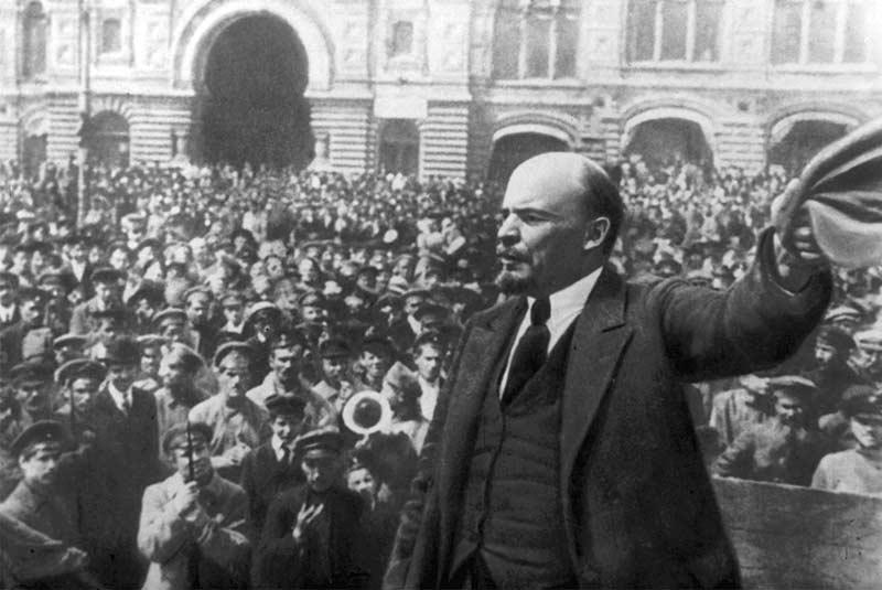 انقلاب ۱۹۱۷ روسیه
