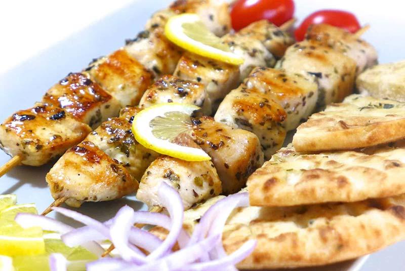 طرز تهیه سوولاکی - غذای یونانی