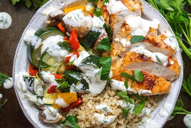 رسپی غذای یونانی