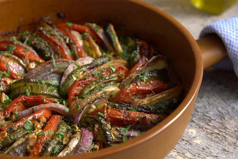 بریام - غذای یونانی