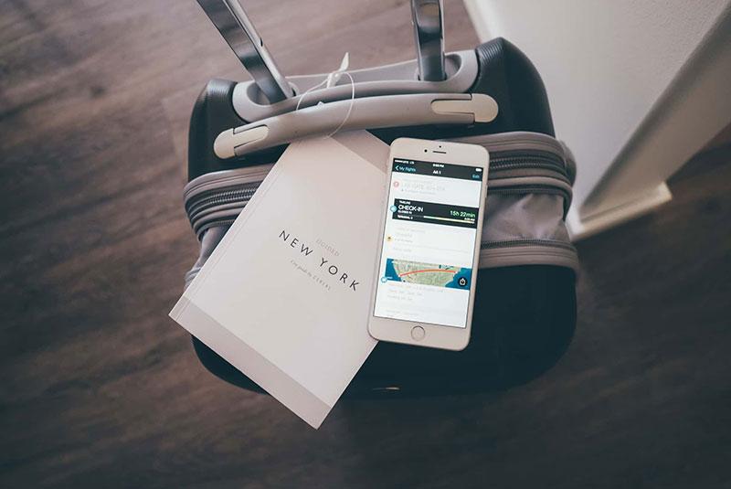 اپلیکیشن سفر App in the Air