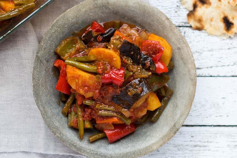طرز تهیه بریام - غذای یونانی