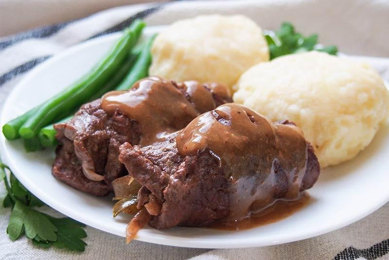 رسپی رولادن گوشت