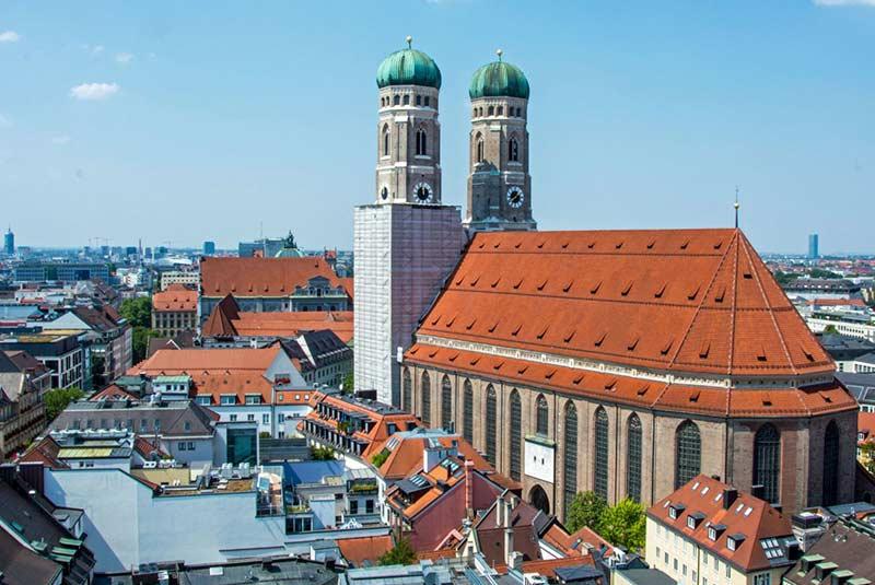 مونیخ - سبزترین شهرهای جهان ۲۰۲۰