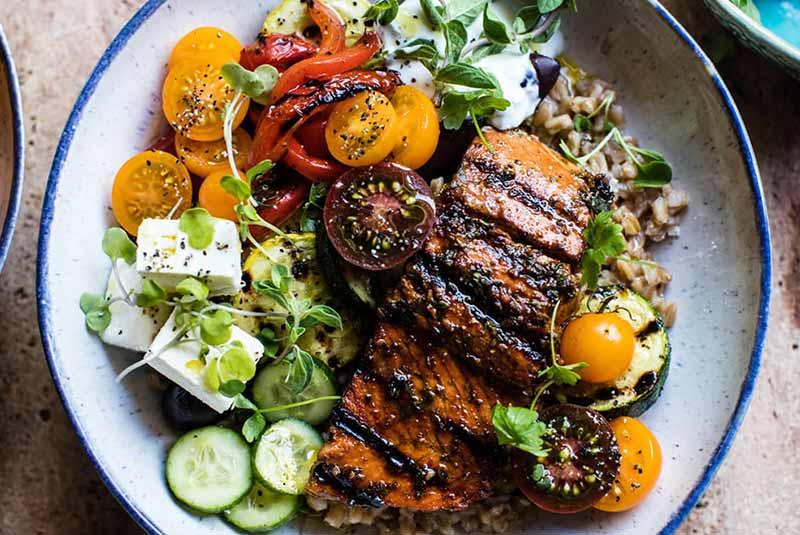 دستور پخت غذاهای یونانی