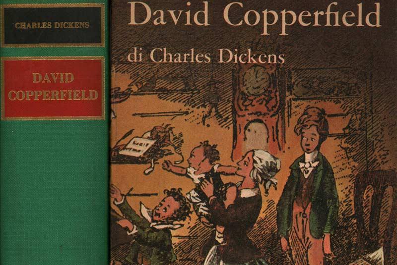 دیوید کاپرفیلد - چارلز دیکنز