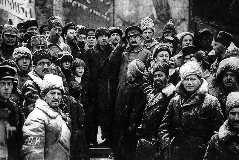 انقلاب فوریه روسیه 1917