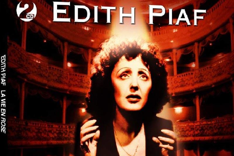 ادیت پیاف - موسیقی فرانسوی