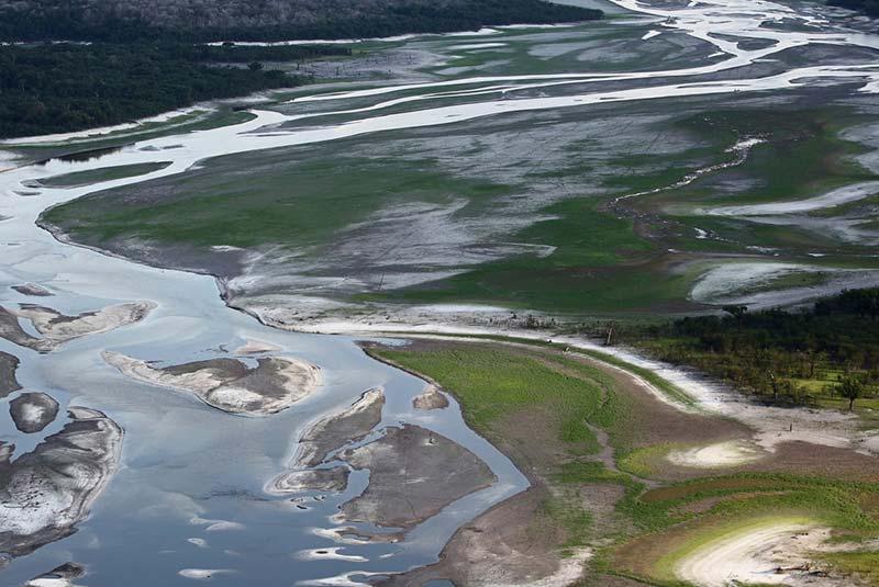 خشکسالی در آمازون