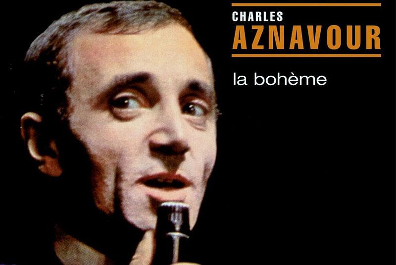 آهنگ فرانسوی از آزناوور