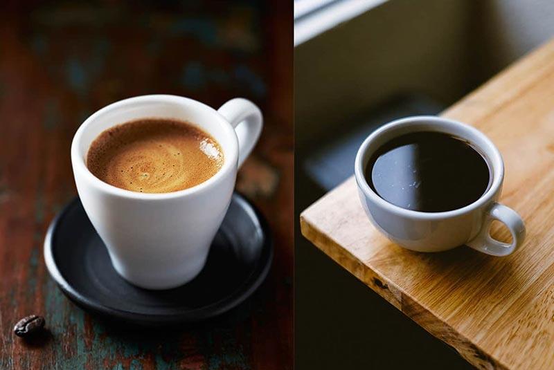 فرق اسپرسو و قهوه