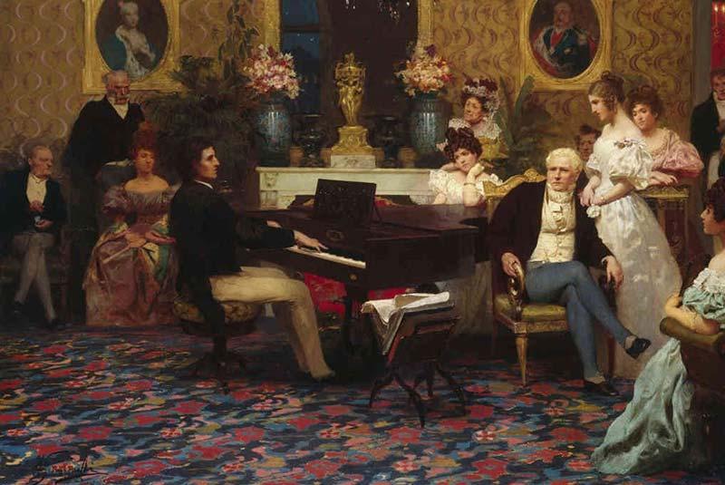 شوپن - موزیسین دوره رمانتیک
