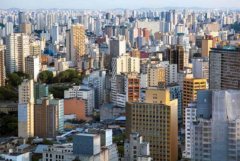 سائوپائولو - شهرهای پرجمعیت دنیا