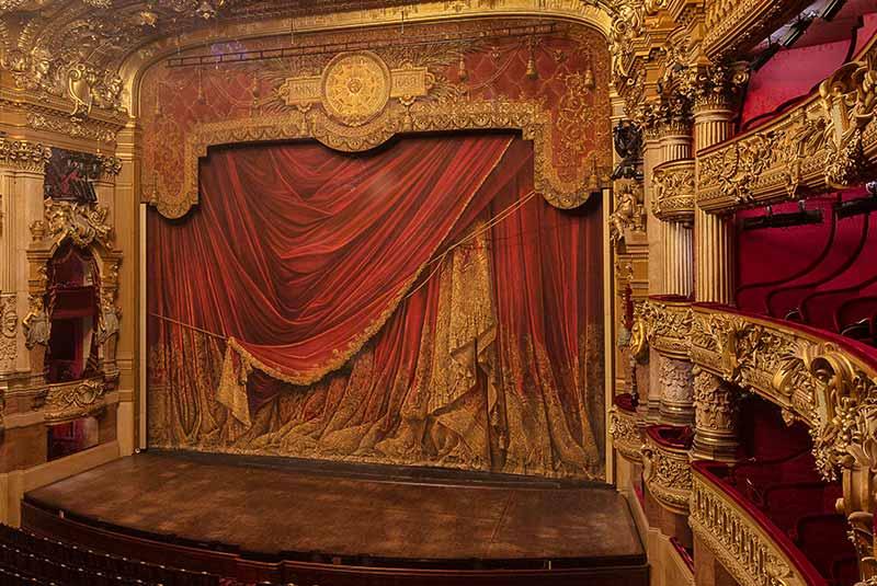 اپرای گارنیه - پاریس