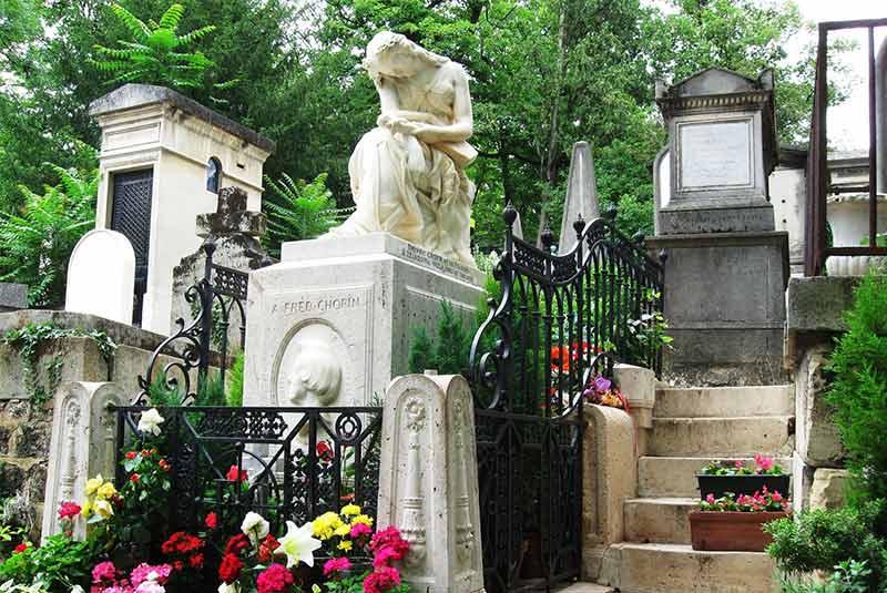 مقبره شوپن