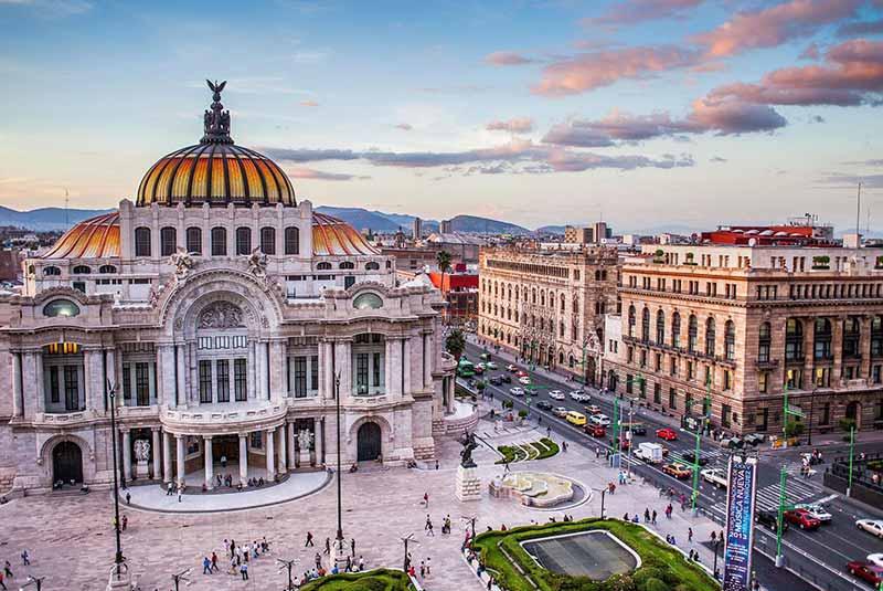 مکزیکوسیتی - شهرهای شلوغ دنیا