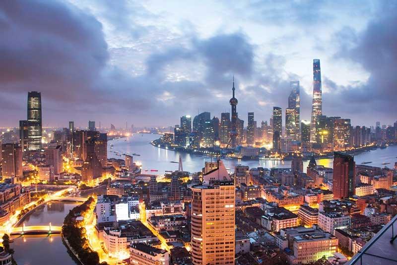 شانگهای - شهرهای پرجمعیت دنیا