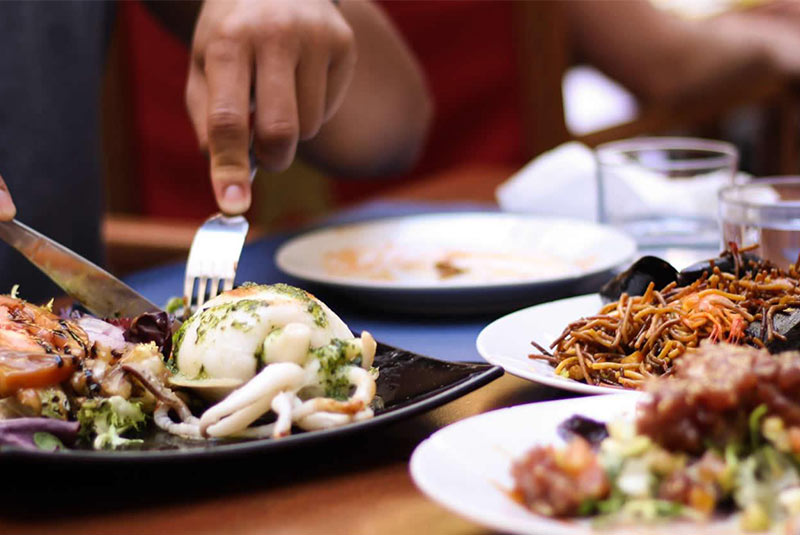 گردشگری غذا در بارسلونا