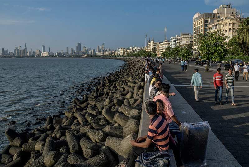 بمبئی - شهرهای پرجمعیت جهان
