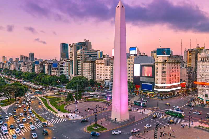 بوینس آیرس - شهرهای شلوغ جهان