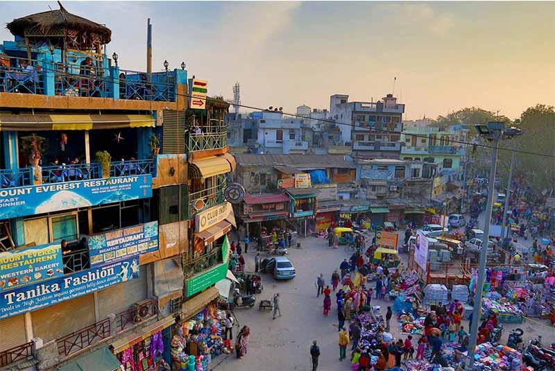 دهلی - شهر پرجمعیت دنیا
