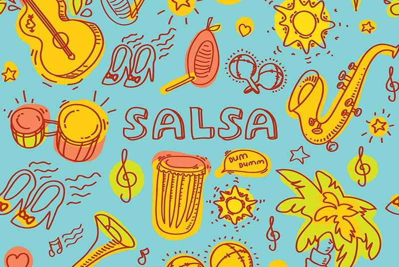 ال رادون - سالسا موزیک