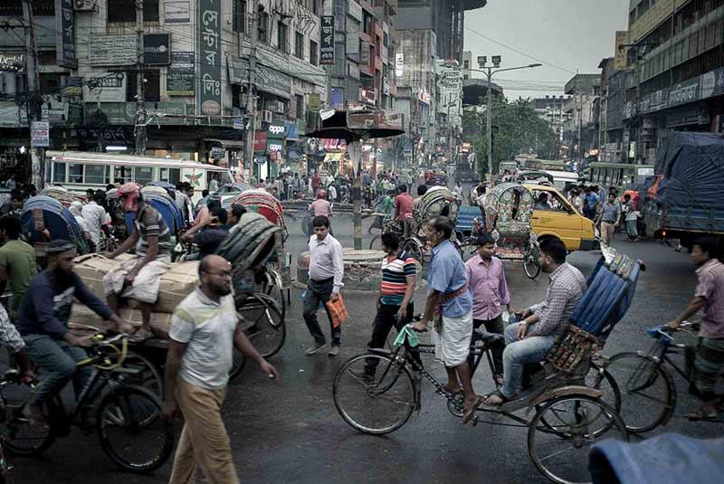 داکا - پرازدحام ترین شهرهای دنیا