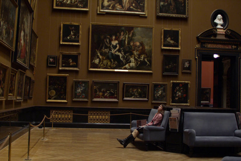 ساعات موزه (۲۰۱۲)