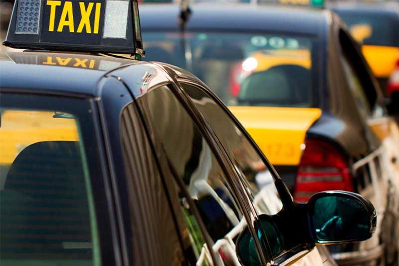 کرایه تاکسی در بارسلونا
