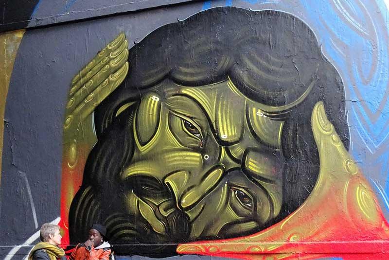 پاریس و هنر خیابانی آن