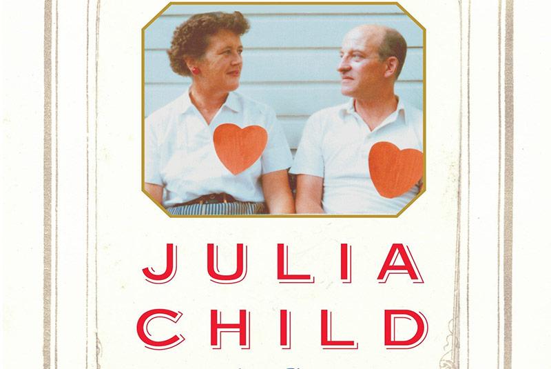 زندگی من در فرانسه - جولیا چایلد