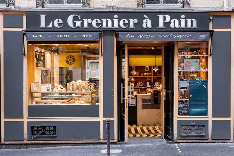 شیرینی فروشی های خوب پاریس