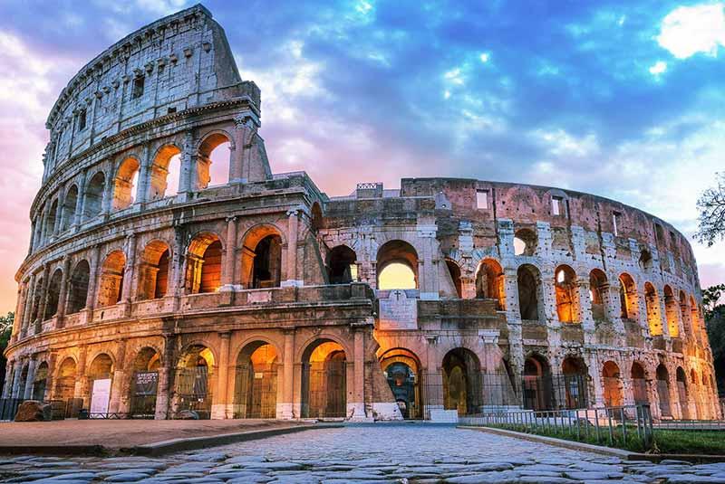 همه چیز درباره سفر به رم